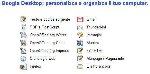Google Desktop 2