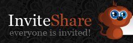 Inviteshare.com logo