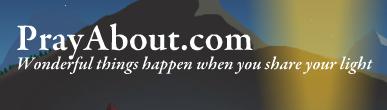 prayabout.com logo