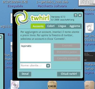 Twhirl no composite